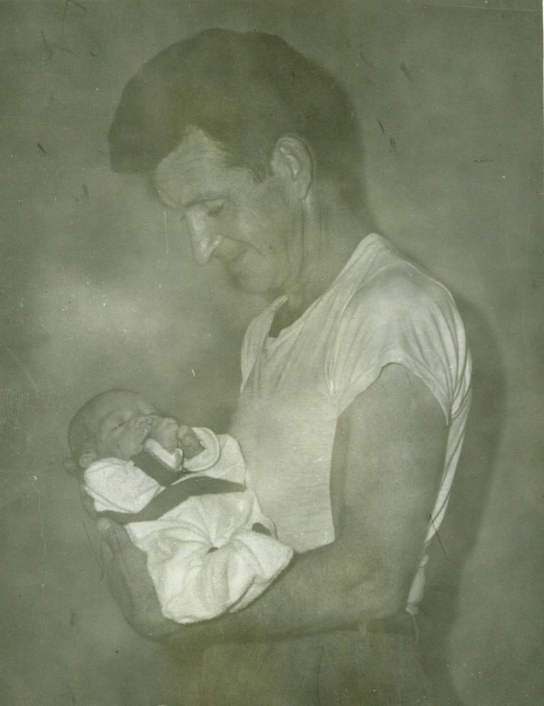 ANN & HER DAD 1965