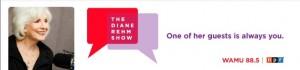 The Diane Rehm Show logo