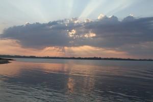 Meditative Dawn Over Great Salt Pond