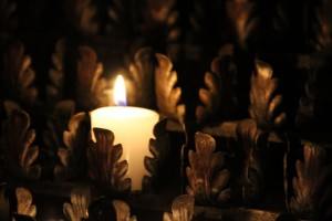 Light a candle in memory