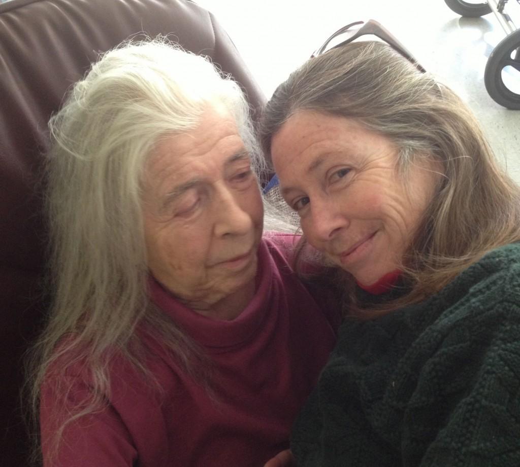Marianne & Beth Whitman